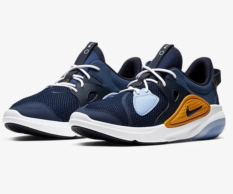 Nike Joyride CC Bleu nuit marine/Soufre Foncé/Blanc/Obsidienne foncée pour Homme