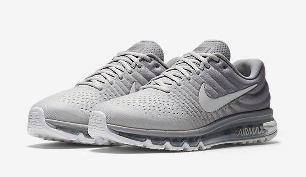 Nike Air Max 2017 Chaussures de running Baskets Homme Nike