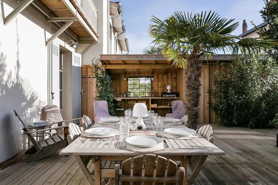Location Maison Entiere A Arcachon Pour 6 Personnes En France