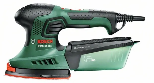 Bosch Ponceuse Multi PSM 200 AES