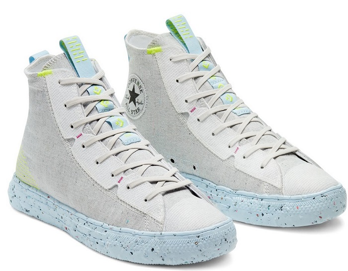 Converse Chuck Taylor All Star Crater High Top white/chambray blue/white