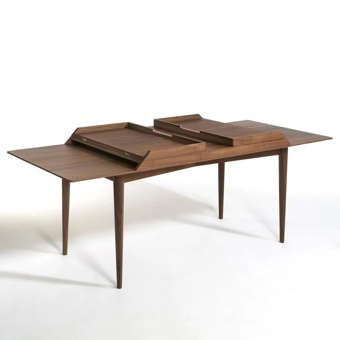Bureau Table ORBIANA Noyer