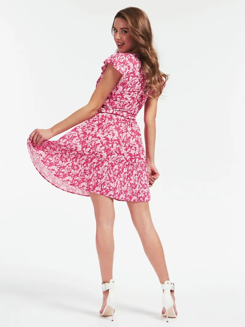 ROBE FANTAISIE FLORALE Guess Rose