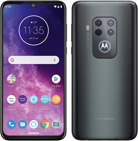 Cyber Monday Smartphone – Le Motorola One Zoom à 349 Euros
