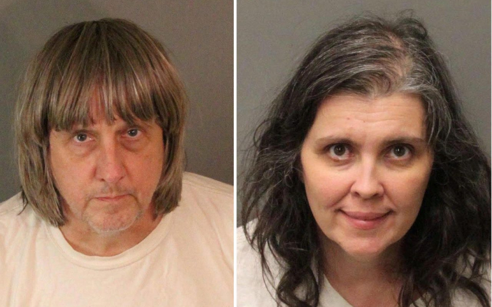 Californie : les parents de la «maison de l'horreur» plaident non coupable - Le Figaro