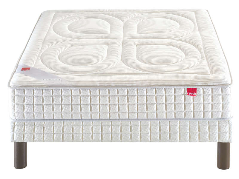 Matelas ressorts 140x190 cm EPEDA EXPERIENCE