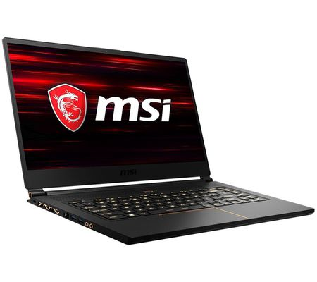 Test : Portable gaming GS65 8RF : MSI sort la grosse artillerie
