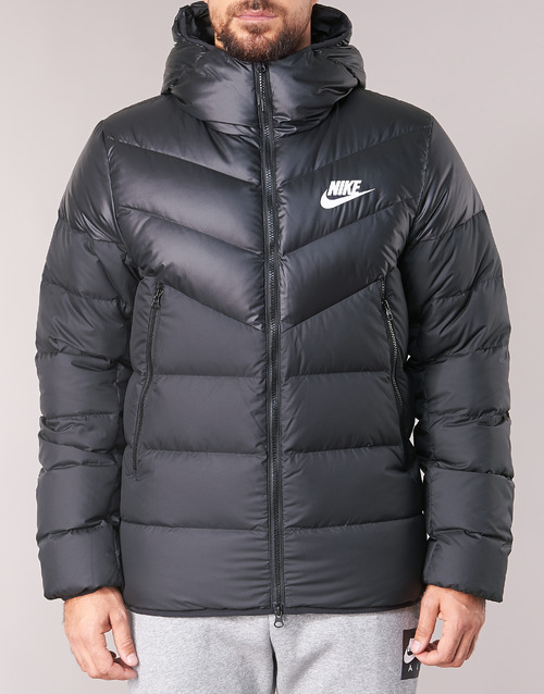 Nike SMOOTHRUNVEST Doudoune Noir pour Homme