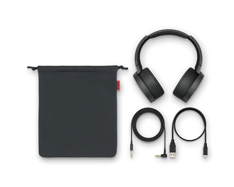 Casque Audio Pas Cher Le Casque Bluetooth Sony Mdr Xb950n1 à 125