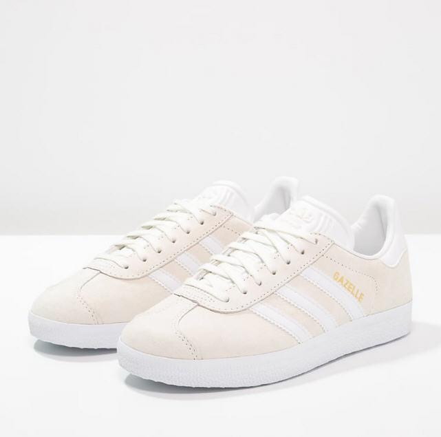 Basses Metallic Offwhitewhitegold Baskets Gazelle Originals Adidas xwHAtt