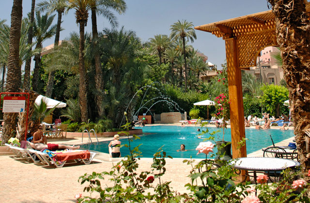 Hôtel Marmara Le Marrakech 4*
