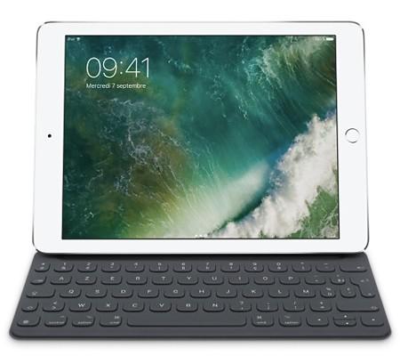 Test : Apple Smart Keyboard pour iPad Pro 9,7, impressionnant de finesse et perfectible