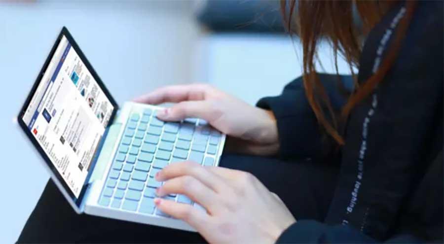 GPD Pocket: un curieux notebook de 7 pouces et 480 grammes