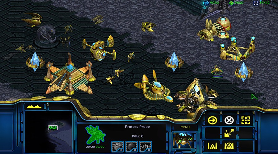 Starcraft Remastered : Blizzard dépoussière son mythe
