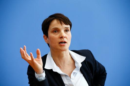 Allemagne : Frauke Petry a une vision très solitaire du pouvoir - Le Monde