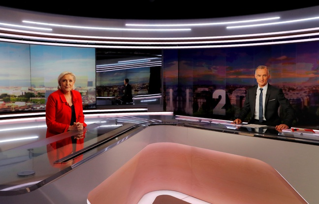 Elections: Le Pen reconnaît un débat «raté» et une «réflexion» nécessaire sur la sortie de l'euro - 20minutes.fr