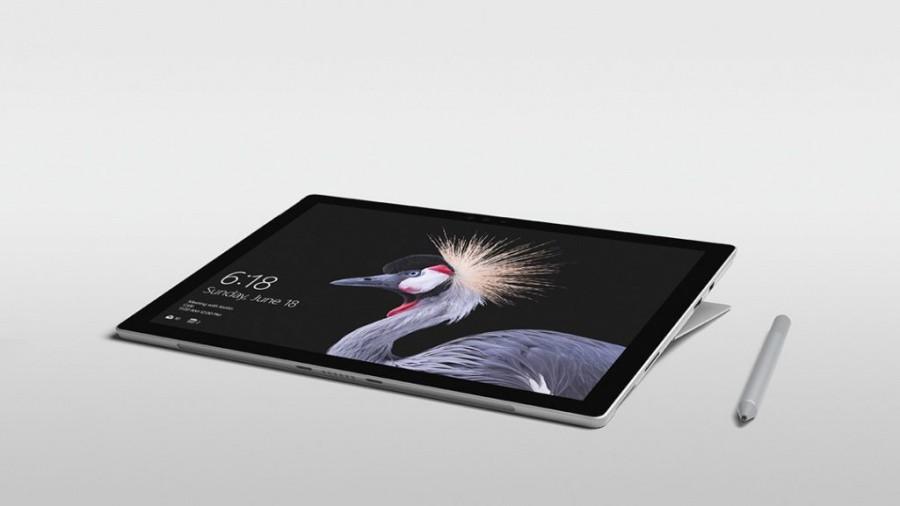 Microsoft annonce la Surface Pro 2017