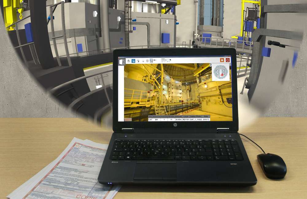 VVProPrépa, la réalité virtuelle pour le Grand carénage des centrales nucléaires