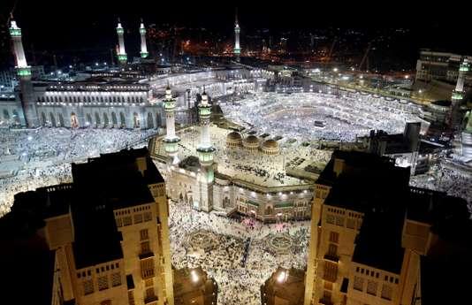La police déjoue « une action terroriste » à La Mecque, en Arabie saoudite - Le Monde