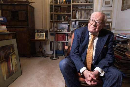 Propos sur la « fournée », Jean-Marie Le Pen renvoyé en correctionnelle