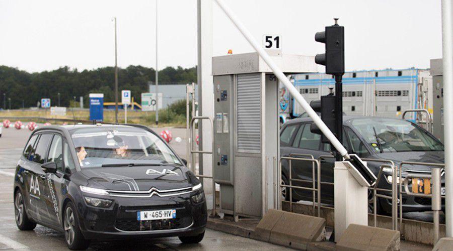 SANEF et Vinci lèvent la barrière du péage pour la voiture autonome