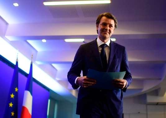 François Baroin défend les finances des collectivités locales