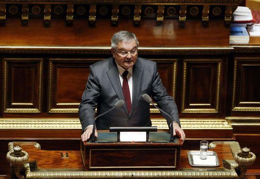 Perquisition au Sénat dans l'affaire Michel Mercier