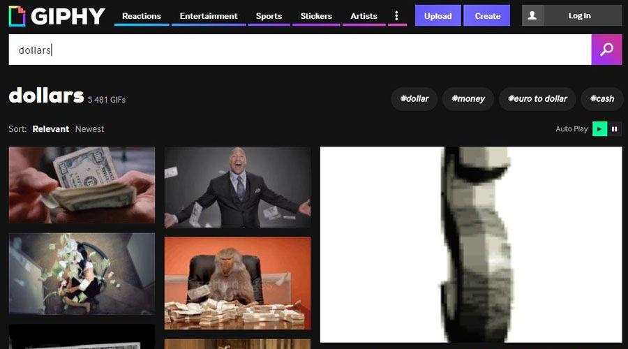 Giphy cherche à monétiser son audience via des GIF sponsorisés