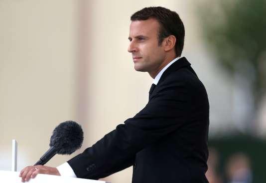 Les temps forts des 100premiers jours de Macron à l'Elysée