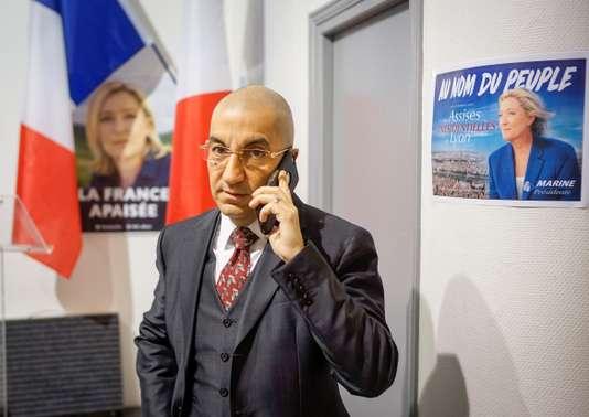 Europe1 écarte finalement un membre du FN de son antenne