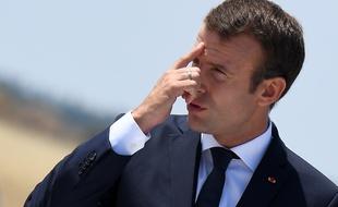 Une majorité de petits patrons de TPE fait confiance à Emmanuel Macron - 20minutes.fr