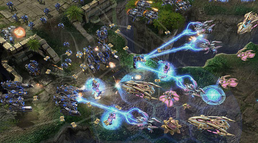 Google veut battre tout le monde à Starcraft 2 grâce à son IA