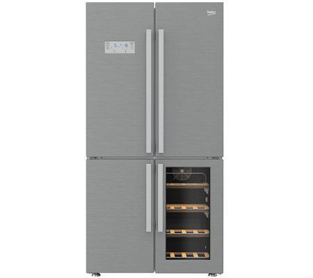 Le réfrigérateur Beko GN1416220CX cible les amateurs de vin