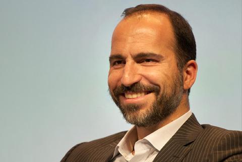 Dara Khosrowshahi, le patron d'Expedia, nommé à la tête d'Uber