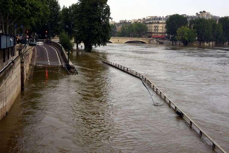 Inondations : des crues de plus en plus précoces en Europe