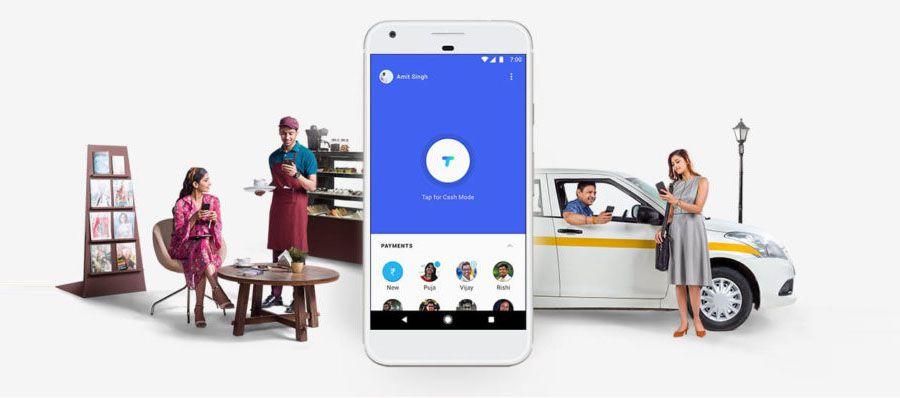 Google Tez: une application de paiement stratégique lancée en Inde: