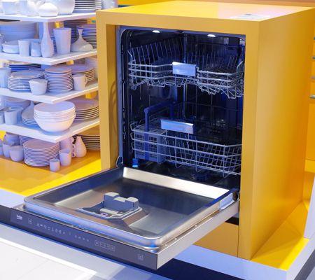 Le lave-vaisselle de Beko commande seul les produits de lavage