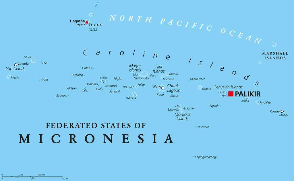 8 îles du Pacifique déjà englouties à cause du réchauffement climatique