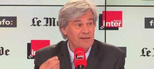 Pour Stéphane Le Foll, « le socialisme historique n'est pas sur la ligne de Jean-Luc Mélenchon »