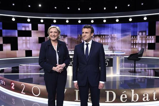 Marine Le Pen tente toujours de conjurer le fiasco du débat de la présidentielle - Le Monde