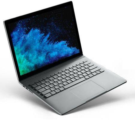 Microsoft révèle ses Surface Book 2 de 13 et 15 pouces