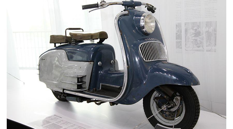 Scooter électrique Ducati en approche