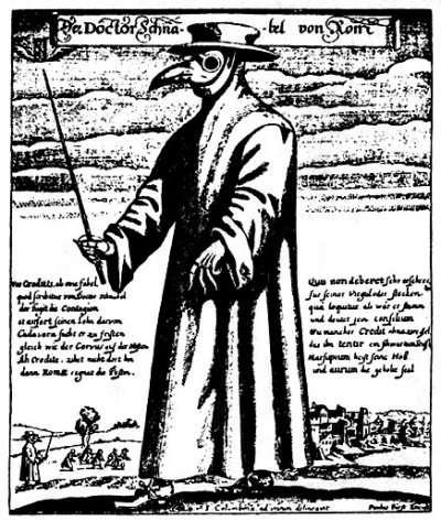 Non, la peste n'est pas une maladie du passé