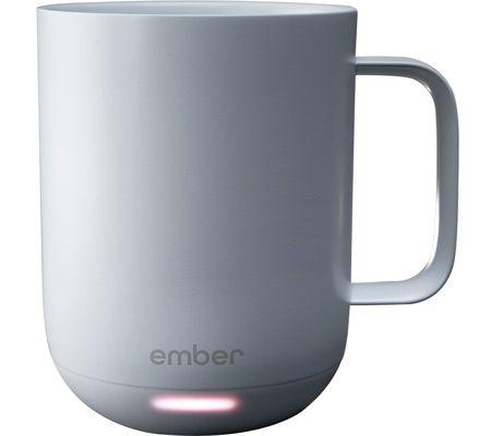 Ember compte signer la fin du café froid avec sa Ceramic Mug