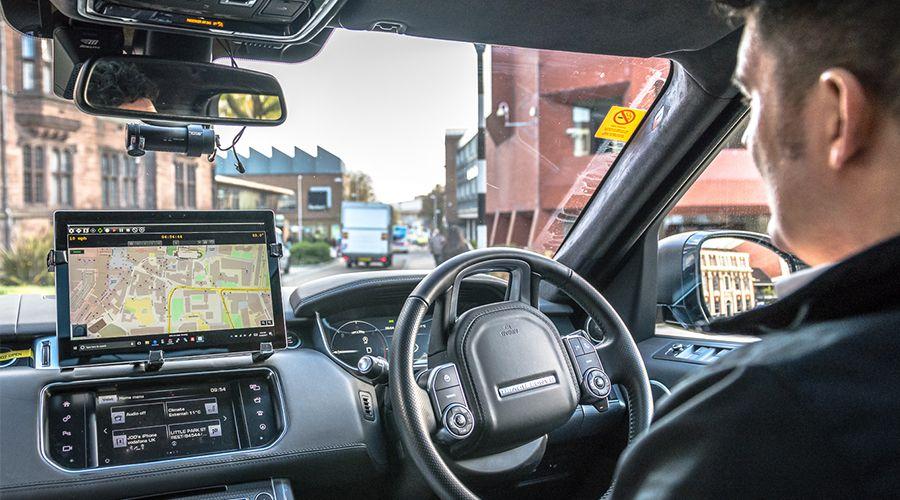 Jaguar Land-Rover: des voitures autonomes dans la lande anglaise