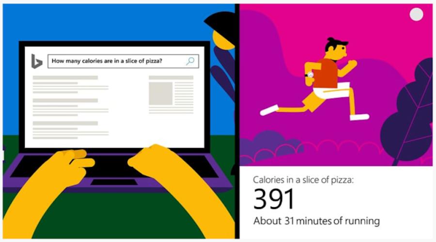 Microsoft veut continuer à croire en Bing