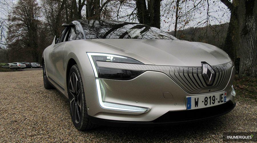 Dossier - Renault Symbioz Demo Car: La voiture autonome de niveau 4 est une réalité