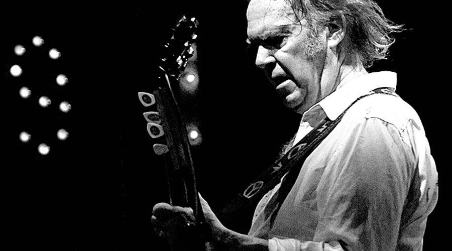 "Avec ses ""Archives"", Neil Young réaffirme son amour de l'audio Hi-Res"
