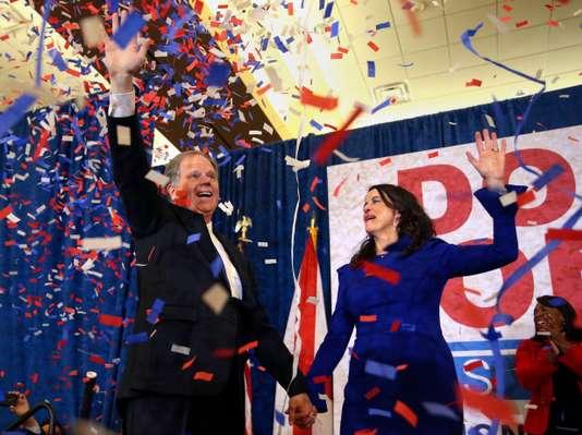En Alabama, la victoire démocrate est un revers politique majeur pour Trump - Le Monde