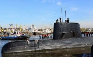 Sous-marin argentin disparu: Vers une nouvelle piste à 1.000 m de profondeur - 20minutes.fr